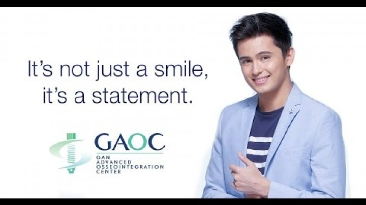 Embedded thumbnail for James Reid for GAOC
