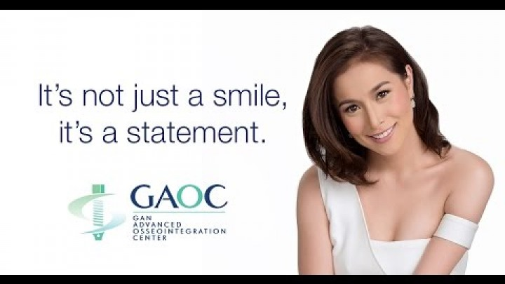 Embedded thumbnail for Cristine Reyes for GAOC