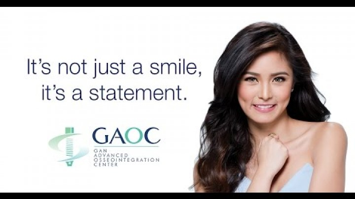 Embedded thumbnail for Kim Chiu x GAOC