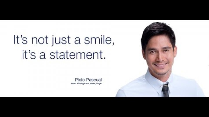 Embedded thumbnail for Piolo Pascual on his his hollywood smile