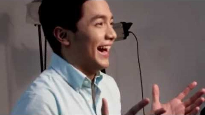Embedded thumbnail for Alden Richards BTS for GAOC