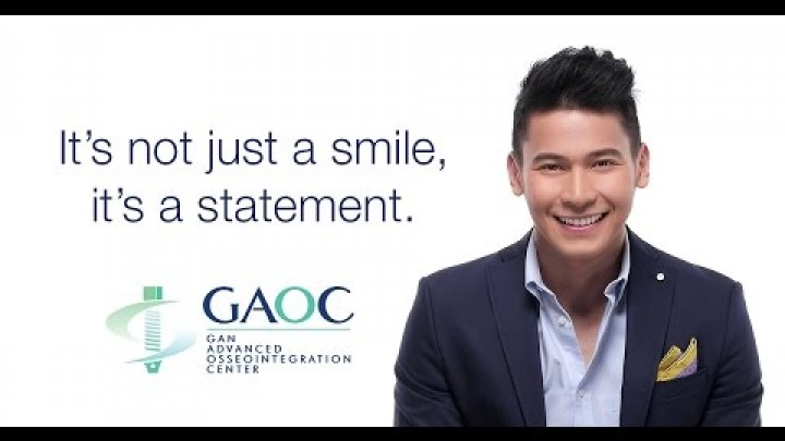 Embedded thumbnail for Enchong Dee talks about GAOC, Dr Steve Mark Gan.