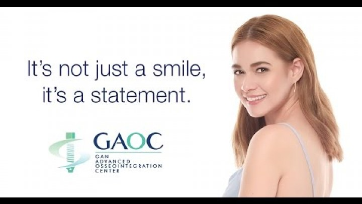 Embedded thumbnail for Bea Alonzo's smile is because of GAOC