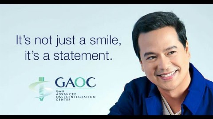 Embedded thumbnail for John Llyod Cruz for GAOC