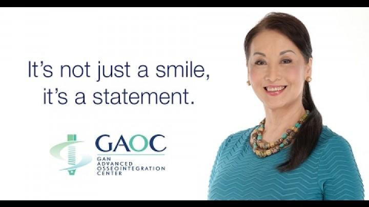 Embedded thumbnail for Miss International Gemma Araneta for GAOC